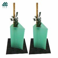 Corflute Plastic Reusable Tree Guards Biodegradable Field's Environmental Solutions