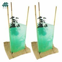 Plastic Sleeve Tree Guards Recycled Field's Environmental Solutions