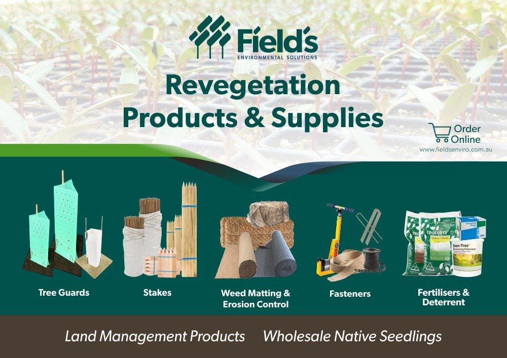 Fields Revegetation Products & Supplies